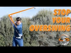 HOW TO STOP YOUR OVERSWING - YouTube