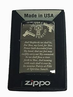 Boondock Saints Prayer Zippo Lighter Mirror-polished Chro... https://www.amazon.com/dp/B00B91IXZI/ref=cm_sw_r_pi_dp_x_VHFVybAS22JCF
