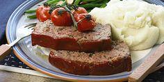 Meatloaf on Pinterest | Bacon cheeseburger meatloaf, Taco meatloaf ...