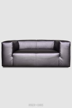 Johnny Reverse-Stitch Sofas and Armchairs from Roger + Chris
