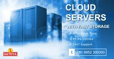 Cloud Computing - The unified platform for modern business. For more details contact 9952300300