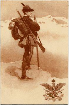 133 fantastiche immagini su la leggenda degli Alpini  121f17c86d59