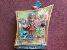 Bratz Kidz Summer Vacation Cloe Doll BNIB! | eBay