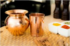 health benefits of drinking water out of a copper vessel.