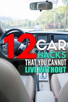 12 car cleaning hacks that will keep your car neat and organized. If you're a mom with small kids or teens, you need to try these car hacks! Easy car life hacks to keep your car organized on road trips or just everyday travels. Car Life Hacks, Car Hacks, Organisation Hacks, Small Suv Cars, Corolla Car, Car For Teens, Best Suv, High End Cars, Top Luxury Cars
