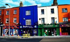 Lower Dorset Street, Dublin