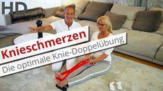 Knieschmerzen // Die optimale Doppel-Übung für beide Knie // Übungen ohn...