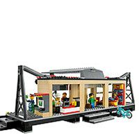 LEGO City Train Station (60050)