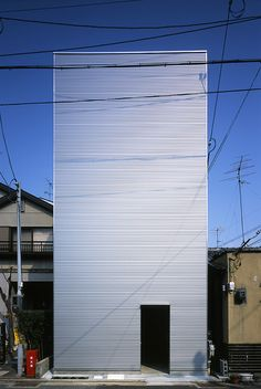 W Window House, Kyoto, Japan by Alphaville Architects