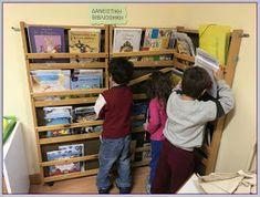 Η ζωή στο Νηπιαγωγείο!: Δανειστική Βιβλιοθήκη Blog, Home Decor, Decoration Home, Room Decor, Interior Decorating