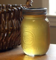 The Creamer Chronicles: Lemon Balm Jelly