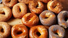Dan Graf, a genetics major who dropped out of Rutgers, founded Baron Baking in Oakland, Calif., after working in a delicatessen The son of a Bergen County, N.J., contractor, he grew up accompanying his father to jobs on weekends Stopping for bagels was part of the ritual
