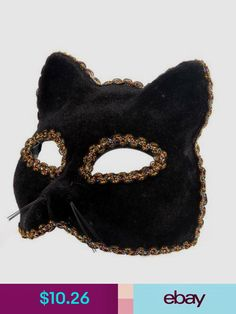 f397ee343896 The Rubber Plantation TM Costume Masks #ebay #Clothes, Shoes &  Accessories Panther