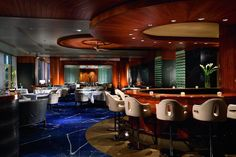 """The Ritz-Carlton Grand #Cayman's Blue By Eric Ripert is one of the most famous restaurants in the region — for two reasons. The culinary mind of Eric Ripert, and, well, very, very good food that marries France and the Caribbean, from """"tuna-foie gras"""" to butter-poached Caribbean lobster."""