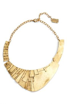 Karine Sultan Karine Sultan Statement Collar Necklace available at #Nordstrom