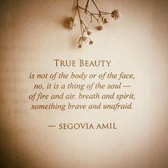 beauty's truth