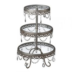 Pin By Carla Michael On Wedding Ideas Wooden Wedding Cake Stand Wedding Cake Stands Three Tier Cake Stand