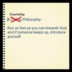 The Arsenal: Dating Part 4: Courtship - So Much Better!