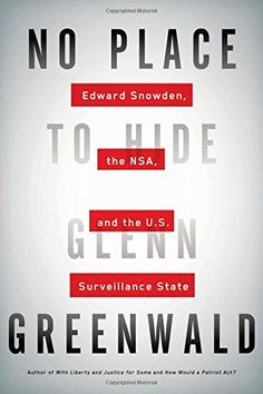 No Place to Hide: Edward Snowden, the NSA, and the U.S. Surveillance State by Glenn Greenwald http://www.amazon.com/dp/162779073X/ref=cm_sw_r_pi_dp_KuNWub0GT10F3  Everyone should read this book!
