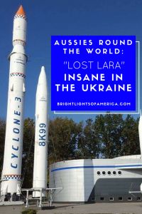 Aussies Round the World   Aussie expats   Living in Ukraine   Moving to Ukraine   Australian expat in Ukraine   Lost Lara   Aussie   Expat   Aussie Expat in US   expat life