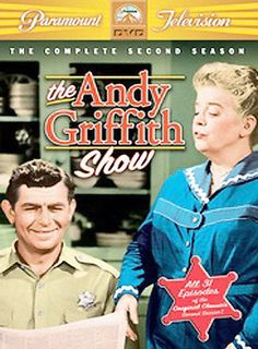 The Andy Griffith Show Complete Second Season Brand New Sealed 5 DVD Set