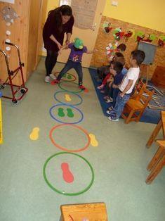 Kapcsolódó kép Kapcsolódó kép is part of Preschool games - Motor Skills Activities, Indoor Activities, Sensory Activities, Educational Activities, Toddler Activities, Learning Activities, Preschool Education, Preschool Learning, Preschool Activities