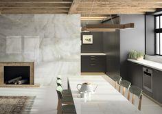 Trend in de keuken: marmer. Dekton XGloss via Arte