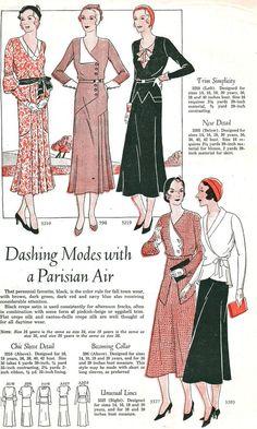 American Duchess:Historical Costuming: V329: Inspiring 1930s Frocks   Historical Costuming and sewing of Rococo 18th century clothing, 16th century through 20th century, by designer Lauren Reeser