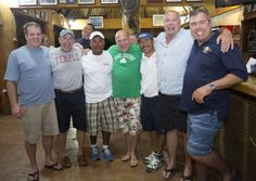 Always a great time at our bar, fishing stories shared, expert bartenders, Captains, mates, anglers, fishing lodge.