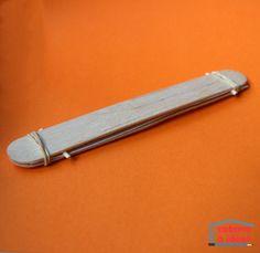 DIY : Un harmonica avec des bâtons de bois