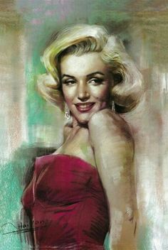 Marilyn-Monroe Portrait Art Prints Paintings Matt by PopArtDecor Marilyn Monroe Dibujo, Marilyn Monroe Drawing, Marilyn Monroe Fotos, Marilyn Monroe Painting, Marilyn Monroe Portrait, Marilyn Monroe Life, Norma Jeane, Vintage Hollywood, Portrait Art