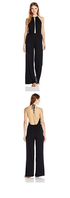 Conffetti Womens Belt Lapel Neck Short Deep Relaxed Pleated Playsuit Jumpsuits