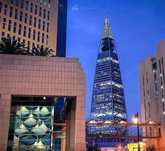 Faisaliah tower & Faisaliah Hotel