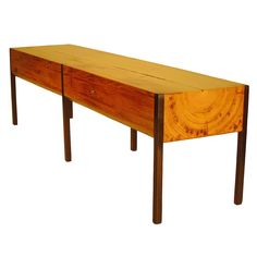 Miles & May PW Bench / Table