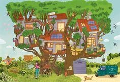 La mia casa sull'albero : zozozosia.com