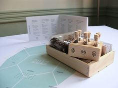 'Don't judge each day by the harvest you reap, but by the seeds that you plant.'    Heirloom Seed Kit