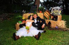 hermosa decoracion de boda