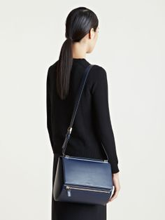 483b9a73a4 Givenchy Women s Calf Leather Pandora Box Bag Pandora Bag