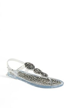 c4b3b5ea1 Holster Fashion  Glamazon  Jelly Thong Sandal available at  Nordstrom  Holsters
