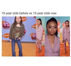 ahah I'm 13 and I seem more like the first one (Miranda Cosgrove)