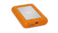 LaCie Rugged 2TB Thunderbolt USB 3.0 External Storage Unveiled - The new LaCie Rugged 2TB drive offers users universal connectivity with Thunderbolt and USB 3.0 as well as transfer speeds up to USB 3.0: 5Gb/s and Thunderbolt: 10Gb/s. | Geeky Gadgets