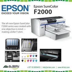 Best Printers, Textile Printing, Ideas Para Organizar, Digital Printer, How To Make Tshirts, Laser Printer, Dubai Uae, T Shirt Diy, Epson