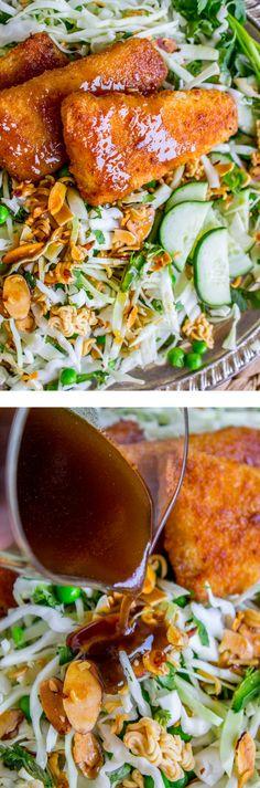 Crunchy Asian Cabbag