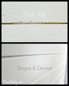 Have you ever wondered what shiplap REALLY is? Get the Shiplap Guide: Shiplap, Tongue & Groove, and Plank Walls (Part . Learn the 3 most popular methods used to shiplap walls, and find all the info you need to add it to your home. Shiplap Ceiling, Shiplap Paneling, Painting Shiplap, Installing Shiplap, Tongue And Groove Ceiling, Pine Walls, Art Deco Decor, Fireplace Wall, Ship Lap Walls