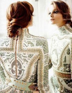 great embellished jacket