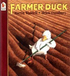 Farmer Duck - Bilingual Children's Books in English- available in Hindi!