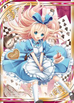 Alice ~ Valkyrie Crusade