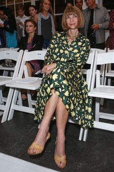 Anna Wintour Photo - Altuzarra - Front Row - Spring 2013 Mercedes-Benz Fashion Week