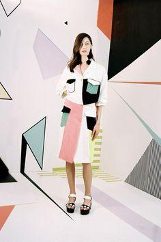 Edeline Lee Spring/Summer 2016 Ready-To-Wear