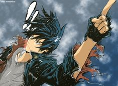Air Gear, Itsuki Minami